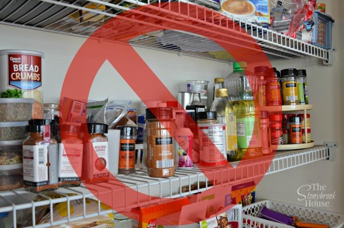 diy 1 spice racks, closet, organizing, repurposing upcycling, shelving ideas, storage ideas
