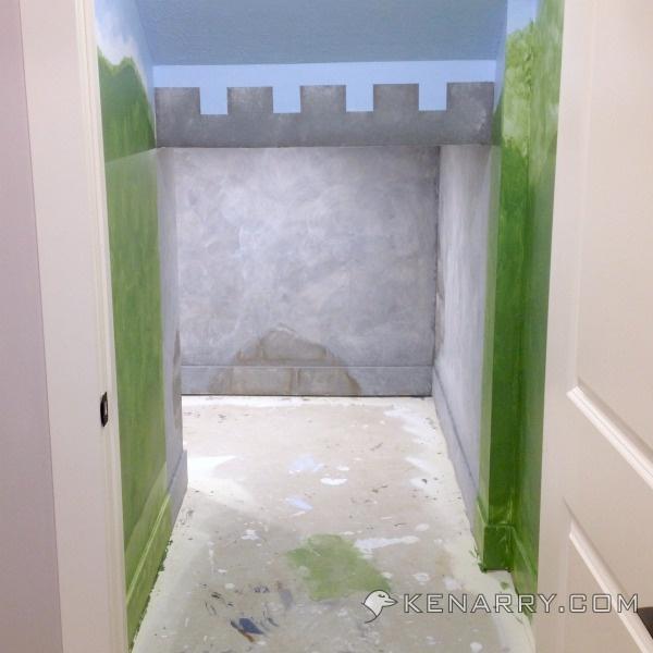 Empty Closet Transformed Into Magical Playroom Hideaway Bedroom Ideas Entertainment Rec Rooms