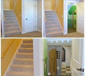 Empty Closet Transformed Into Magical Playroom Hideaway, Bedroom Ideas,  Closet, Entertainment Rec Rooms