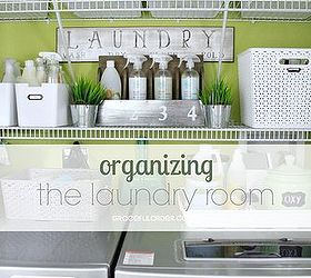 Organizing Laundry Closets, Closet, Laundry Rooms, Organizing, Painting,  Storage Ideas