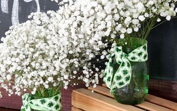 Easy St. Patrick's Day Home Decor