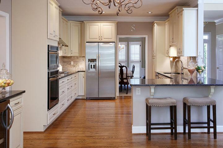 vast storage in updated space for less than you d think kitchen backsplash kitchen - Think Kitchen
