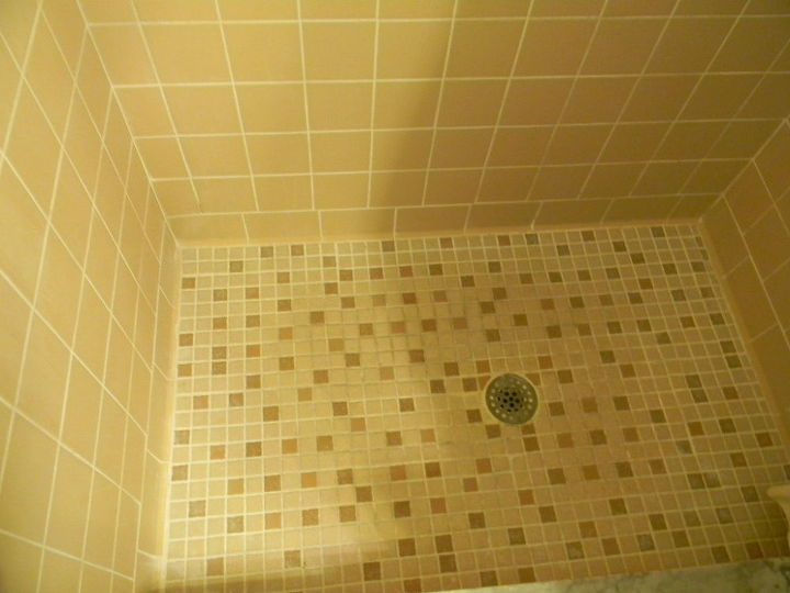 Epoxy Paint Or Other Material Over Shower Tiles Hometalk - Epoxy paint for shower walls