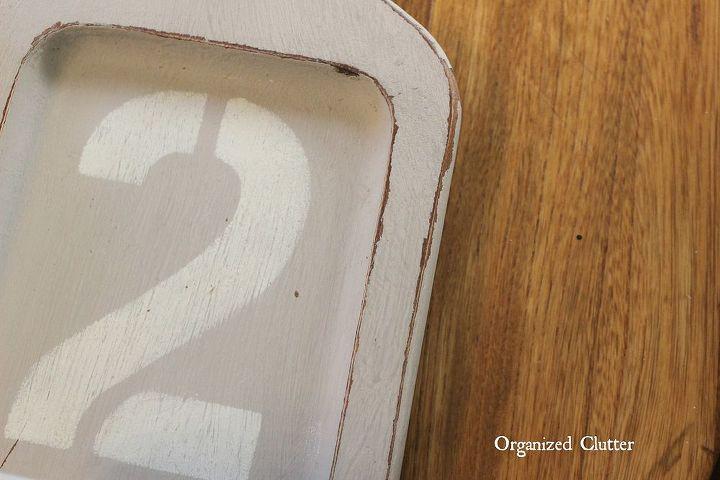 decoart chalky finish paint makeover tea light holder, crafts, repurposing upcycling, wall decor