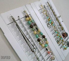 DIY Jewelry Organizer Hometalk