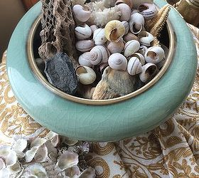 Sea Shells Far From The Shore A Mirrored View Crafts Home Decor