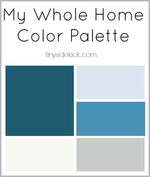 How To Create A Whole Home Color Palette Dining Room Ideas Decor
