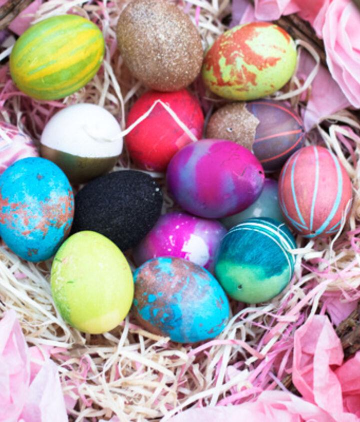 Diy Coffee Filter Easter Basket Hometalk