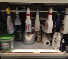 do you ever try out the stuff you see on here, kitchen design, organizing, storage ideas, Aaah much better