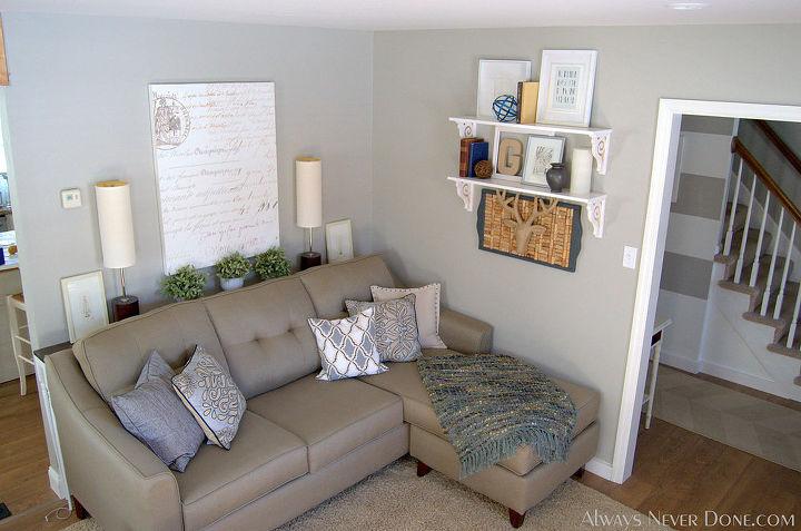 diy wall shelves, shelving ideas, wall decor