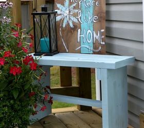 Amazing build a rustic bench for diy how to outdoor furniture painted
