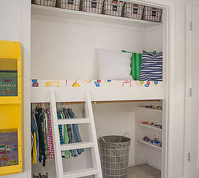Etonnant Diy Closet Loft, Bedroom Ideas, Closet, How To, Organizing, Woodworking  Projects
