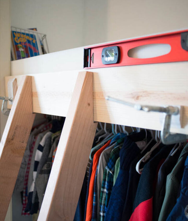 diy closet loft, bedroom ideas, closet, how to, organizing, woodworking projects