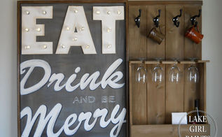 Eat Drink And Be Merry Marquis Sign Dining Room Ideas Painting Wall Decor