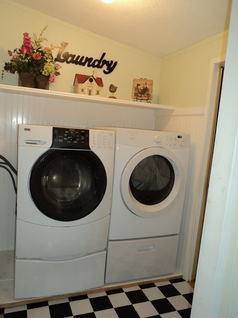 laundry room redo, laundry rooms