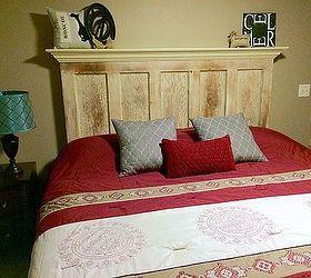 Merveilleux King Size 5 Panel Vintage Door Headboard By Vintage Headboards, Bedroom  Ideas, Doors,