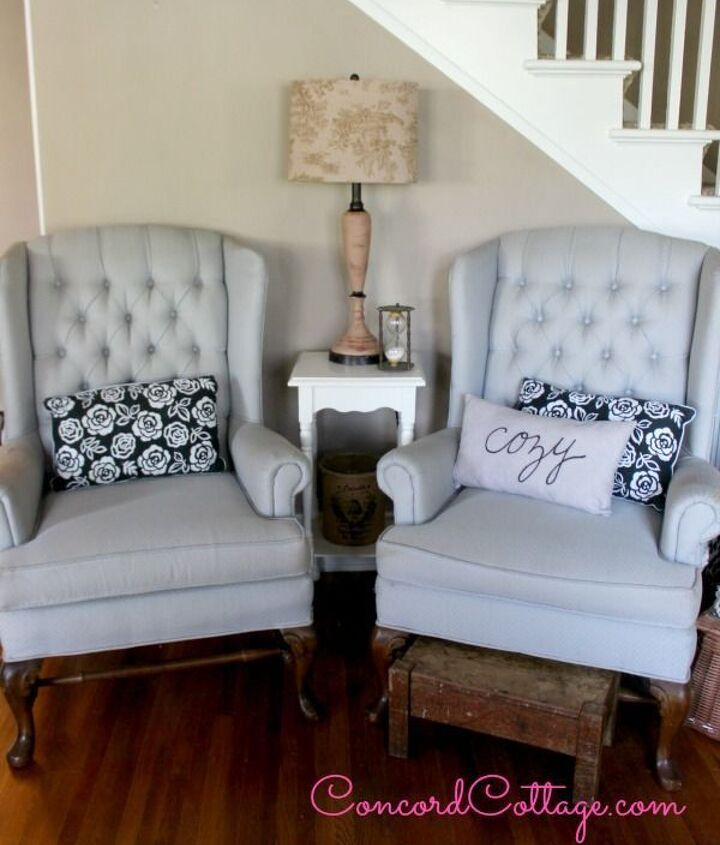 easy cozy pillow, crafts, how to, reupholster