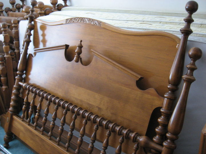 Where To Purchase A Discontinued King Size Ethan Allen Bed