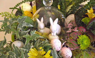 how to beat the long cold winter blues a springtime planter, gardening, home decor, how to
