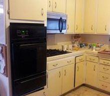 q first home needs more updated kitchen on a budget suggestions, home improvement, kitchen cabinets, kitchen design