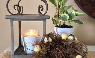 dollar tree clay pots makeover, crafts, gardening, home decor