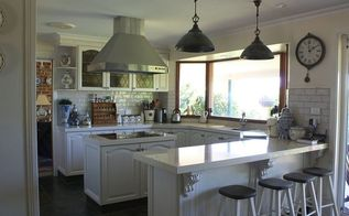 diy french provincial kitchen, kitchen cabinets, kitchen design, painting, to this