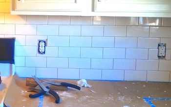 Tips Your Mama Didn't Tell You About Tiling a Backsplash...