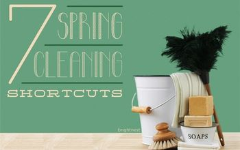 Save Some Time: 7 Spring Cleaning Shortcuts