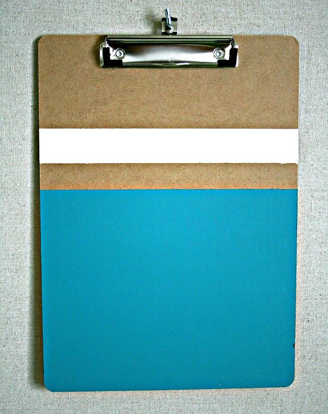colorblock clipboards functional wall art, crafts, home office, how to, organizing