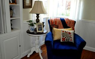 q white or brown table, home decor, living room ideas, painted furniture