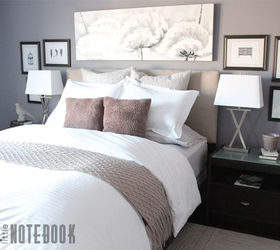 Beautiful Before After A Master Bedroom Makeover, Bedroom Ideas, Painting Sabrina