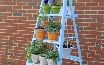 Ladder Herb Garden