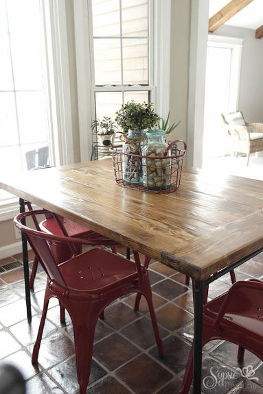 Ikea Farmhouse Table Hack Diy How To Painted Furniture Repurposing Upcycling