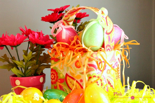 330fbe48eb035a Lilly Pulitzer Inspired Easter Basket Craft | Hometalk