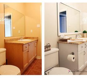 Diy Tackling The Bathroom, Bathroom Ideas, Home Improvement, Small Bathroom  Ideas