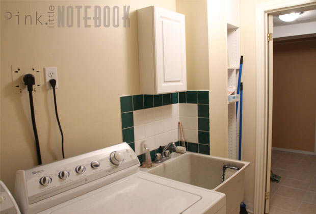 a quick cheap laundry room refresh, laundry rooms
