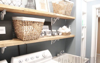 A Quick & Cheap Laundry Room Refresh
