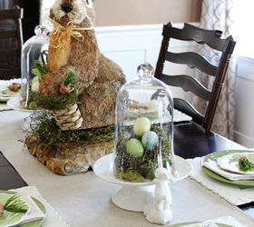 Exceptionnel Easter Table Decorating Ideas, Crafts, Dining Room Ideas, Easter Decorations,  Seasonal Holiday