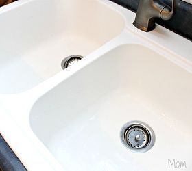 How To Clean A Ceramic Or Porcelain Sink, Cleaning Tips, How To