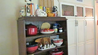 , This wall was brick from the back of our living room fireplace We used 1 8 drywall and furring strips to attache it Cabinets next to it