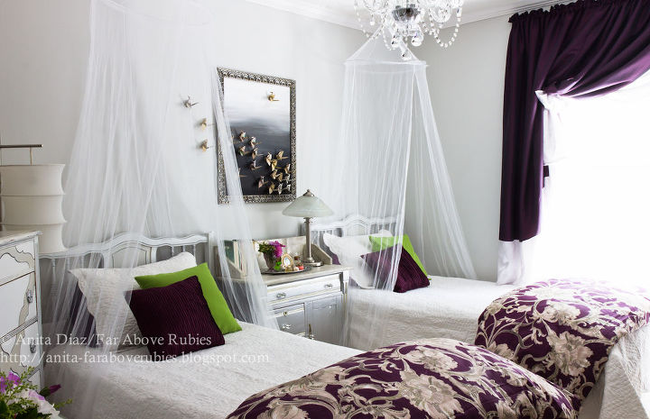 Teen Girls Glamorous French Bedroom On A Budget Ideas Painting