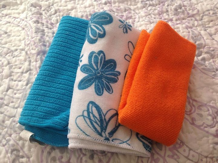 marvellous micro cloths make magic, cleaning tips