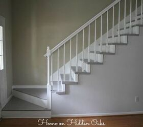 Staircase Remodel, Painting, Stairs