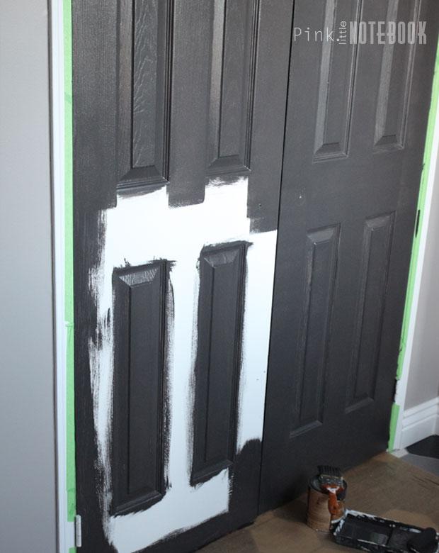 Diy Modern Closet Door Makeover Hometalk