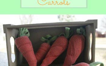 Sweater Carrots