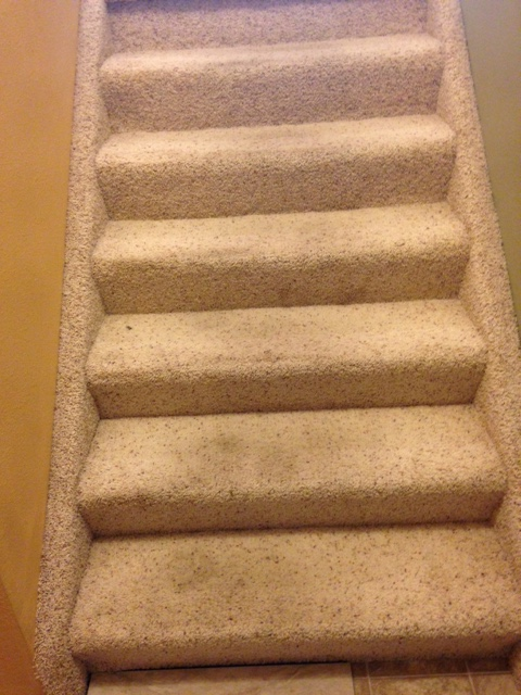 Wood Vs Re Treads After Removing Stairs Carpet Hometalk