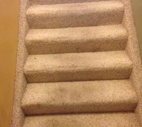 Q Stairs Removing Carpet Wood Or Re Treads, Flooring, Hardwood Floors,  Stairs,
