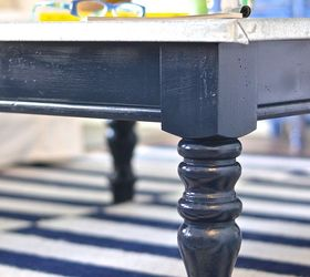 Blue Painted Coffee Table Part - 16: ... Painted Coffee Table Knock Out Navy Coffee Table Hometalk ...