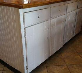 Kitchen Cabinet Island Makeover, Decoupage, Kitchen Design, Kitchen Island,  Painted Furniture,
