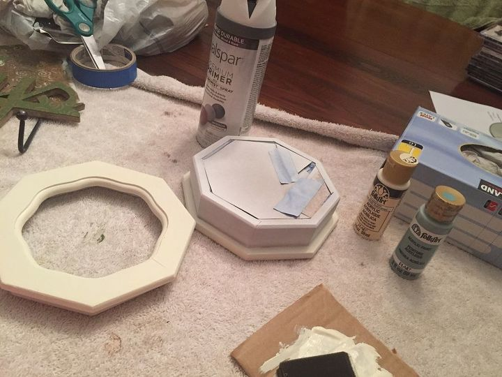freshened up jewelry box, crafts, how to, repurposing upcycling
